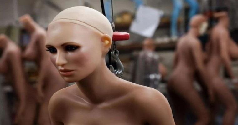 Ιαπωνικό σεξ ρομπότ βίντεο